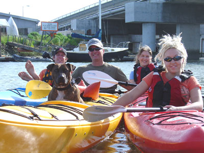 San Francisco Bay Area Kayak Rentals