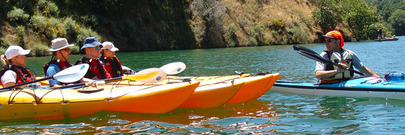 Kayaking Skills and Safety