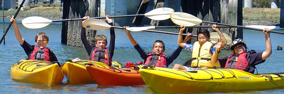 Kids Multisport Adventure Camp